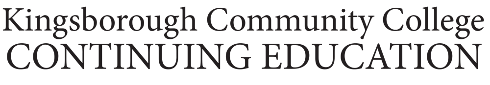 Kingsborough Community College Continuing Education