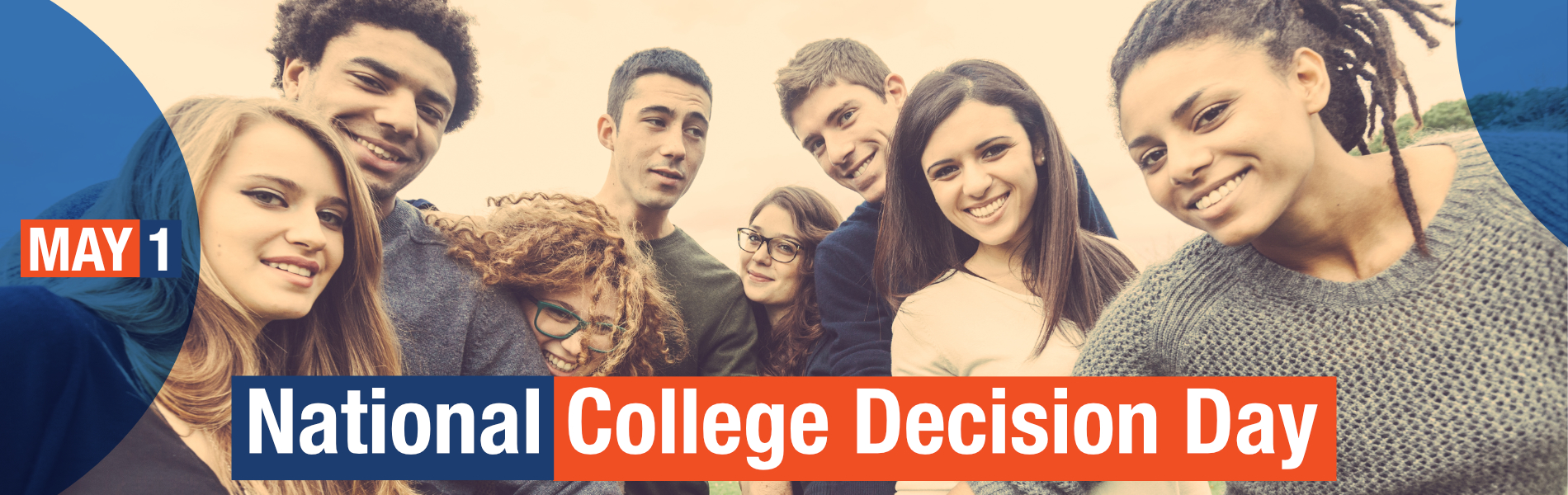 May 1st is College Decision Day!
