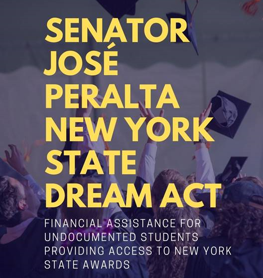 The Senator José Peralta New York State DREAM Act