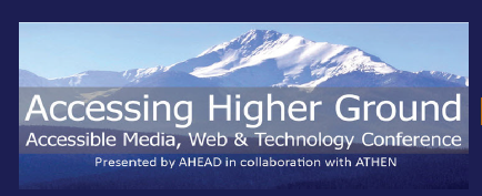 Accessing Higher Ground Virtual Conference