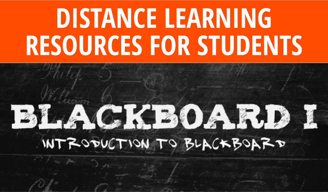 Distance Learning Resources For Students