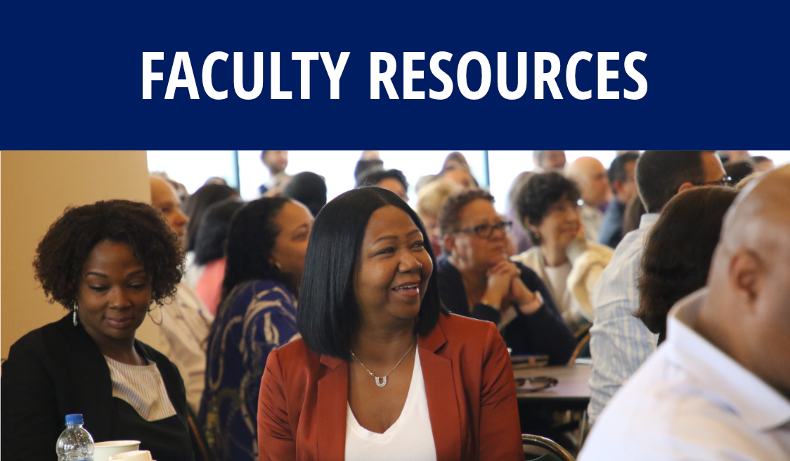 Distance Learning Resources for Faculty