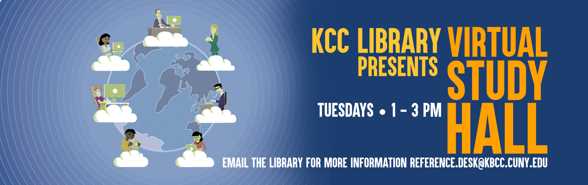 KCC Library Virtual Study Hall